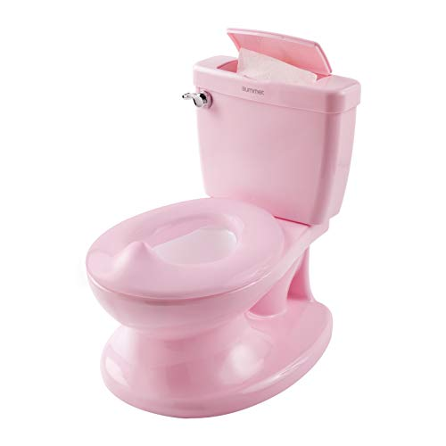 Summer Infant My Size Potty (Pink) - Training Toilet