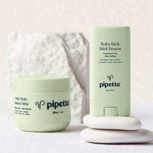 Pipette官网全场母婴护肤用品满$30送正装滋润护肤霜