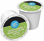 100 Ct. Happy Belly Decaf Light Roast Coffee Pods