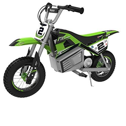 Razor SX350 Dirt Rocket McGrath Electric Motocross - Green