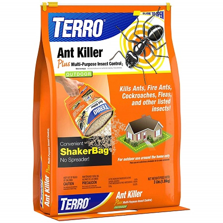 TERRO 蚂蚁杀克星,可灭蟑螂、跳蚤等,3磅