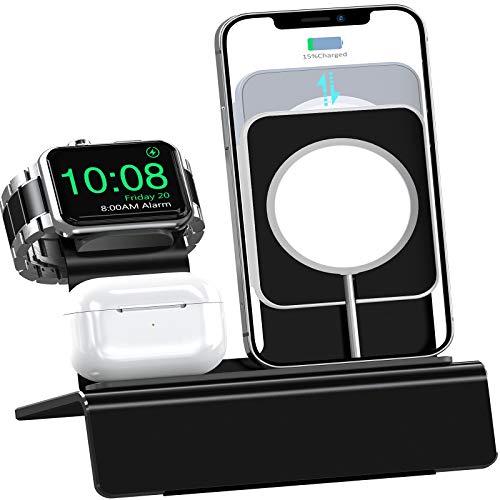 OLEBR 3合1 苹果手表, iPhone, Airpods充电座