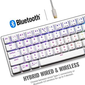 Cooler Master SK622 Wireless Keyboard