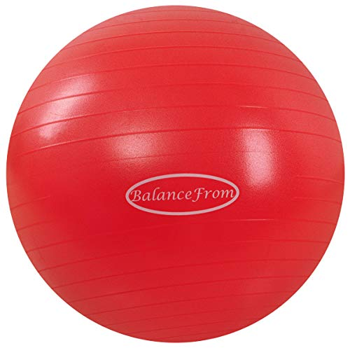 BalanceFrom Anti-Burst and Slip Resistant Yoga Ball
