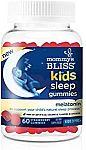 60-Ct Mommy's Bliss Kids Sleep Gummies