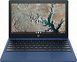 "HP 11.6"" Touch-screen HD Chromebook Laptop (MediaTek MT8183 4GB 32GB)"