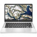 """HP Chromebook 14"""" FHD Laptop (N4000, 4GB, 32GB 14a-na0090nr Teal)"""