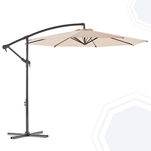 BLUU BANYAN 10 FT Patio Offset Umbrella