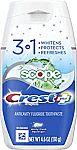 6-Pk Crest Complete Plus Scope 3-in-1 Teeth Whitening