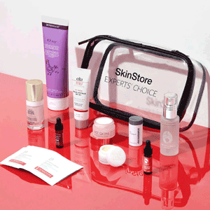 SkinStore Experts' Choice Limited Edition Bag