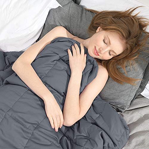 Ourea Weighted Blanket Twin for Adults