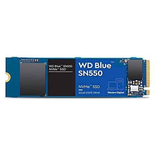 Western Digital 2TB WD Blue SN550 NVMe Internal SSD