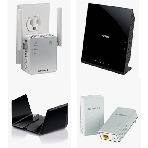 金盒特价!Amazon精选 Netgear网件 家用网络产品大促销!