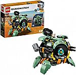LEGO Overwatch Wrecking Ball 75976 Building Kit (227-Pcs)