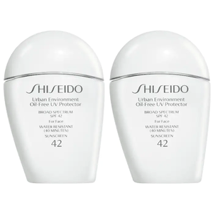 Shiseido Oil-Free UV Protector Face Sunscreen SPF 42