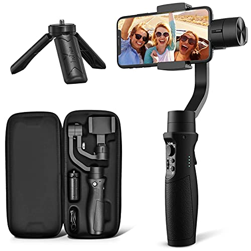 3-Axis Gimbal Stabilizer for iPhone 12 11 PRO