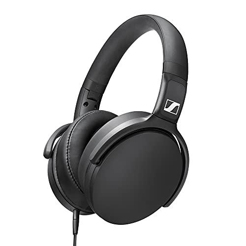 Sennheiser HD 400S Closed Back, Around Ear Headphone