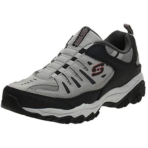 Skechers Sport Men's Afterburn Memory Foam Strike On Training ShoesS, List Price is
