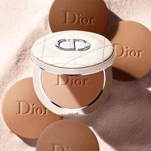 每满$200立减$25!Dior Forever夏日奶白皮革修容