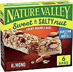6-Count Nature Valley Granola Bars