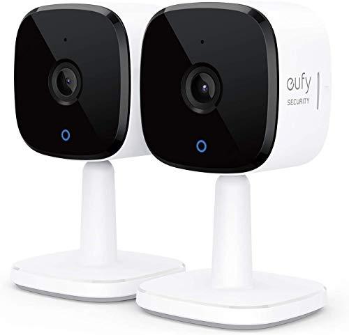 eufy Security Solo IndoorCam C24 2-Cam Kit