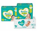 Get $30 Gift Card with Purchase of $100+ Diapers and Wipes