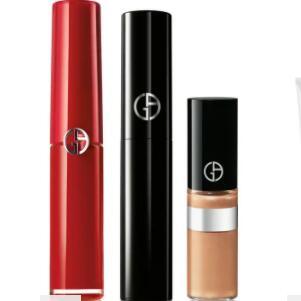 Giorgio Armani Travel Size Lip Maestro Liquid Lipstick Set