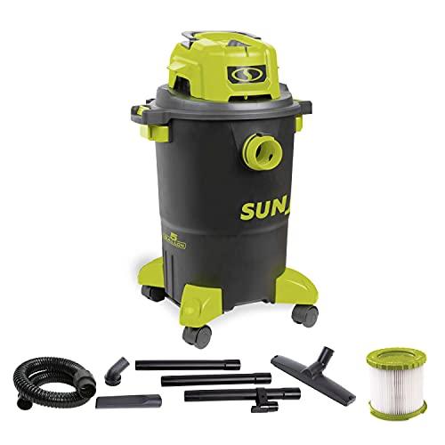 Sun Joe SWD5000 5-Gallon 1200-Watt 7 Peak HP Vacuum
