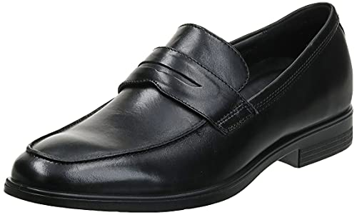大脚福利!史低价! ECCO 爱步 Melbourne 墨本系列 男式乐福鞋