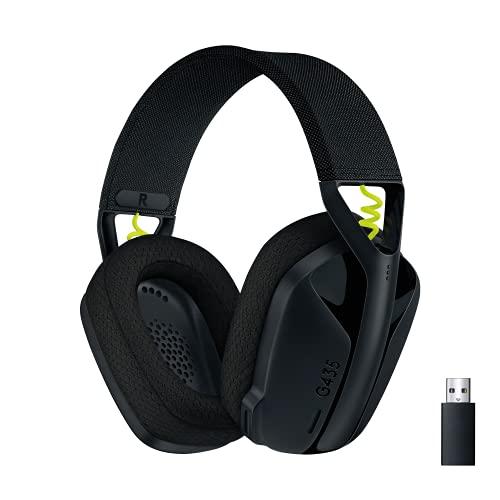 Logitech罗技 G435 Lightspeed 无线游戏耳机