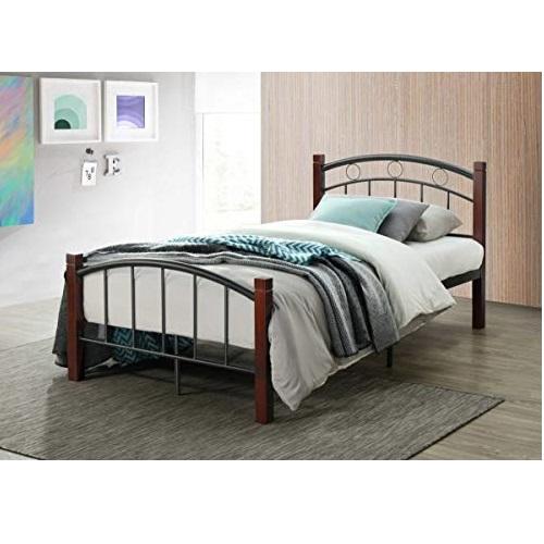 Hodedah Metal Twin, Complete Bed, List Price is