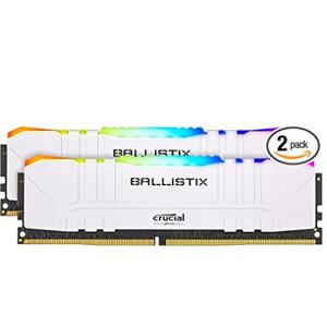 Crucial Ballistix RGB 16GB (2 x 8GB) DDR4 3600 C16 套装