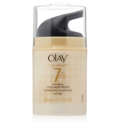 Olay Total Effects 7-In-1 Anti-Aging Daily Moisturizer 1.7 Fl. Oz.