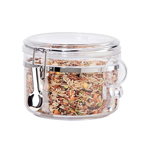 Oggi Clear Canister Food Storage Container, 28 Ounce, List Price is