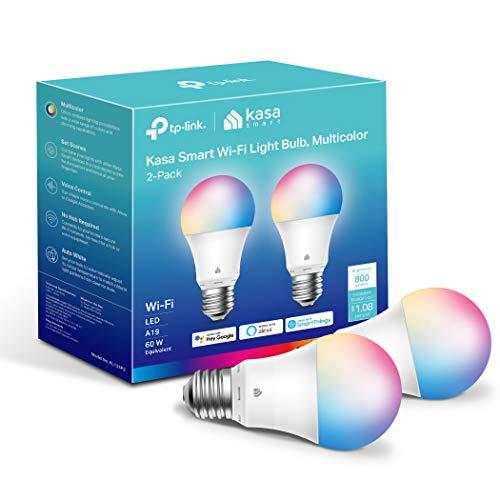 Kasa Smart Light Bulbs