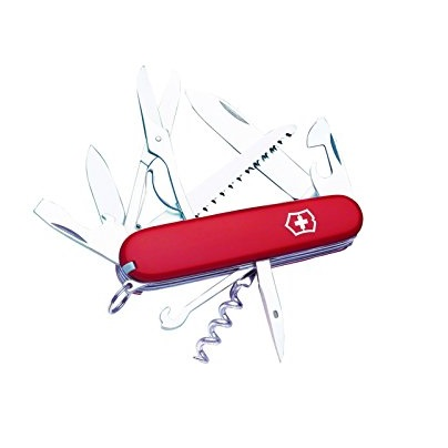 Victorinox Swiss  Huntsman  多功能瑞士军刀