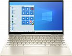 """HP ENVY 2-in-1 13"""" Touch-Screen Laptop: i5-1135G7, 8GB Memory, 256GB SSD"""