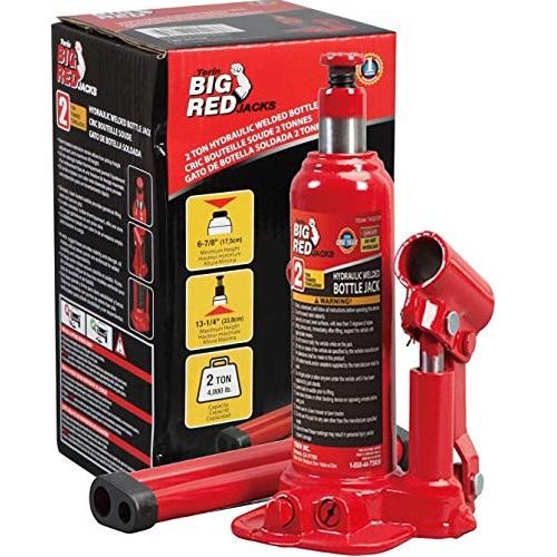 史低价!BIG RED 汽修用 液压 千斤顶,2吨