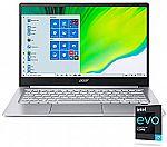 "Acer Swift 3 14"" FHD Thin & Light Laptop"