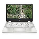 """HP 14"""" HD Touch 14A-CA0020N Laptop (N4020 4GB 32GB)"""