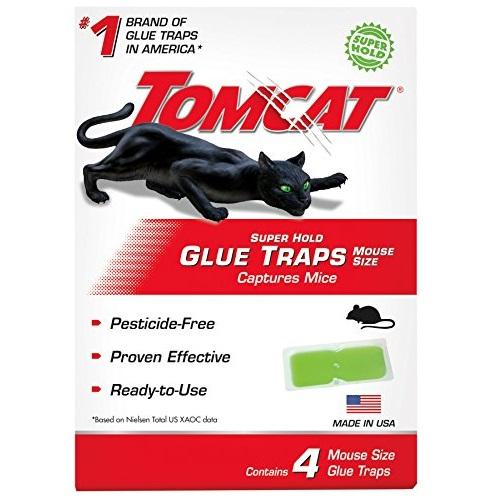 Tomcat 专业捕鼠贴 4张