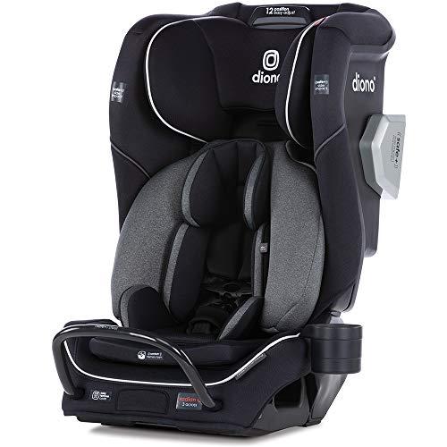 史低价! Diono Radian 3QXT 4-合-1 儿童双向安全座椅