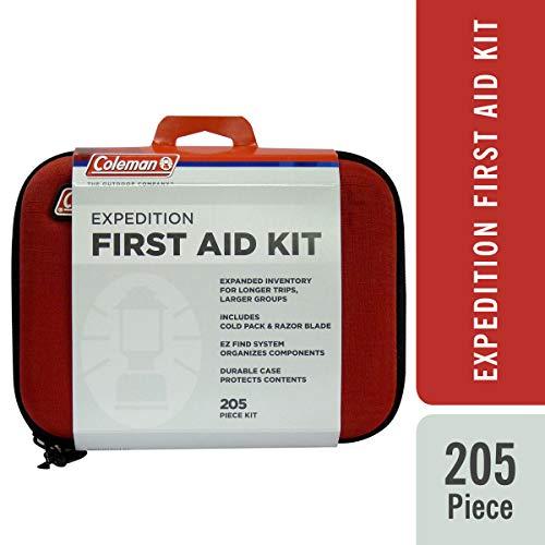 Coleman First Aid 急救包,205件套