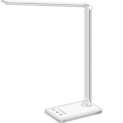 White crown LED 节能 护眼 台灯