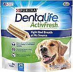 1.5 lbs Purina DentaLife  Adult Dog Chew Treats