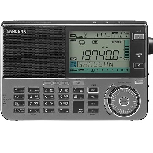 Sangean ATS-909X2 The Ultimate Multi-Band Radio