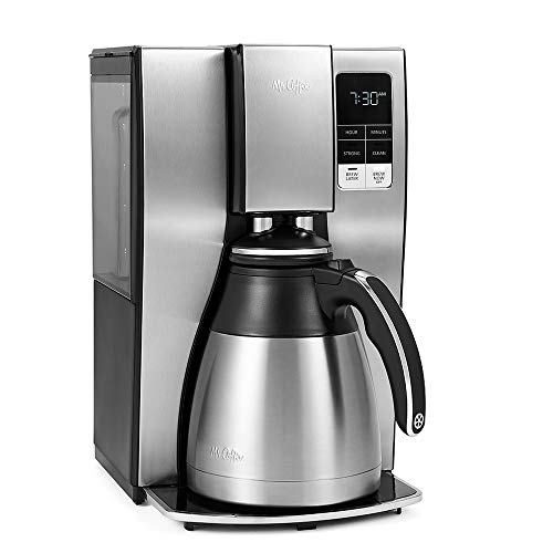 史低价! Mr. Coffee  10杯可编程咖啡机