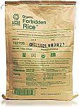 Lotus Foods Gourmet Organic Forbidden Rice, 11 Pound