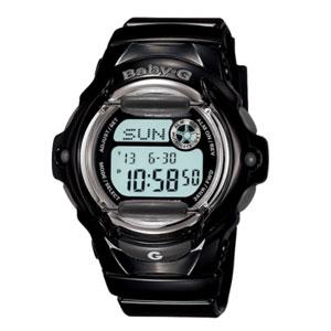 Casio Baby-G Black Digital Watch BG169R-1M