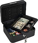 Honeywell Safes & Door Locks Cash and Security Box